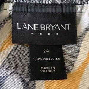 Lane Bryant Skirts - Lane Bryant Skater Skirt Size 24